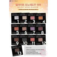 Delight Mono Shadow-Shimmer 12 love beige