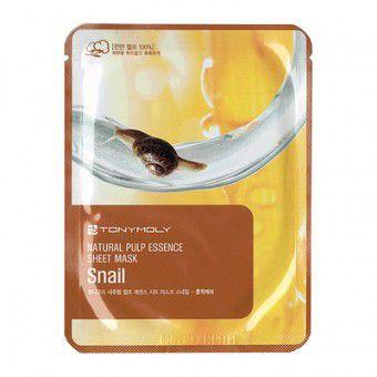 Natural Pulp Essence Sheet Mask-snail