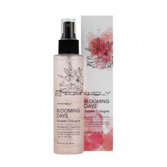 Blooming days Shower Cologne - Romantic Garden