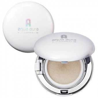 Aqua Aura Moist Cushion Sun BB 01