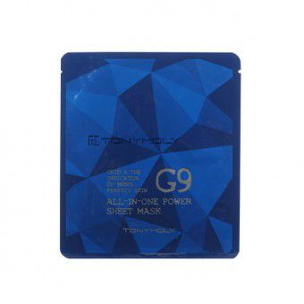 G9 All in one Power Sheet Mask