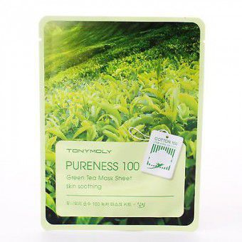 Pureness 100 Green Tea Mask Sheet