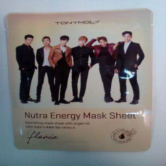 Floria Nutra Energy Mask Sheet
