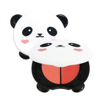 Panda's Dream Dual Lip & Cheek 01