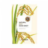 Natural Rice Mask Sheet
