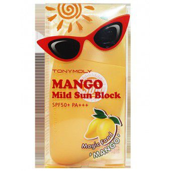 Magic Food Mango Mild Sun Block