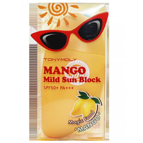 TonyMoly Magic Food Mango Mild Sun Block