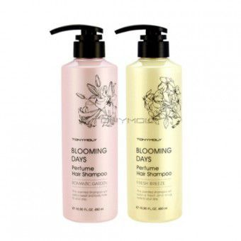 Blooming Days Perfume Hair Shampoo Romantic Garden