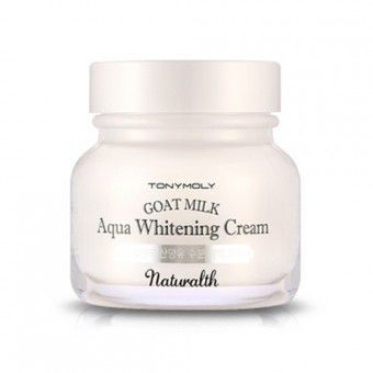 Naturalth Goat Milk Aqua Whitening Cream