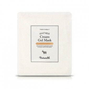 Naturalth Goat Milk Cream Gel Mask