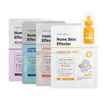 Home Skin Effetor Ringor Oil Mask