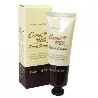 Premium RX Camel Milk Hand Cream