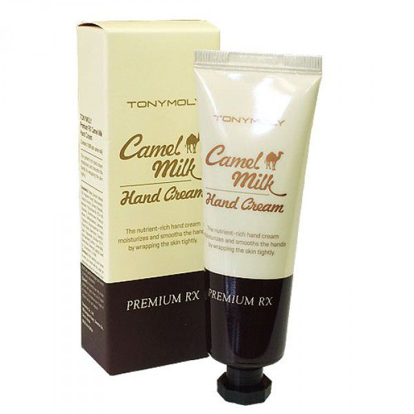TonyMoly Premium RX Camel Milk Hand Cream