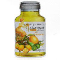 Cottony Essence Sheet Mask - Lemon