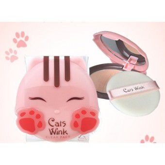 Cats Wink Clear Pact 01