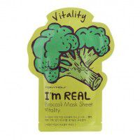 I'm Real Broccoli Mask Sheet