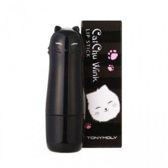 Cat Chu Wink Lip Stick 03 Pink Cat