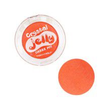 Crystal Jelly Cheek Pot 03 Evil Orange