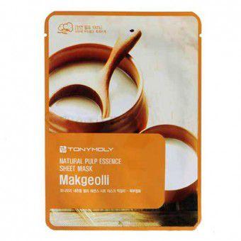 Natural Pulp Essence Sheet Mask-makgeolli