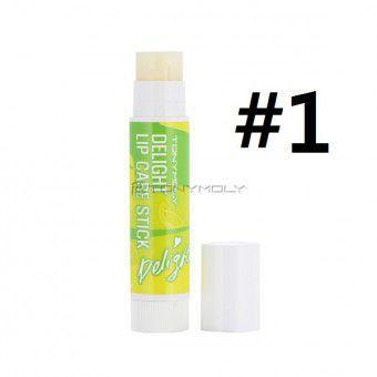 Delight Lip Care Stick 01 Honey Lemon