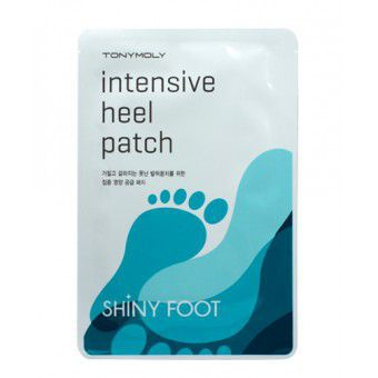 Shiny Foot Intensive Heel Patch