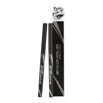 Easy Touch Auto Eyeliner 01 Black