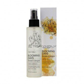 Blooming days Shower Cologne - Fresh Breeze