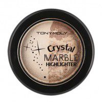 Crystal Marble Highlighter 02 Glow Gold