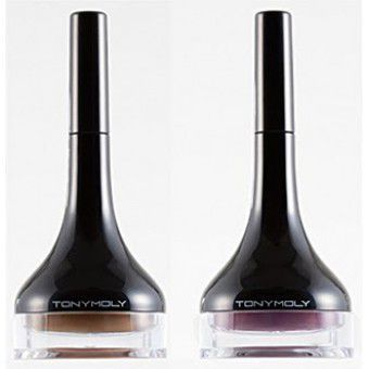 Back Gel Eyeliner 16 - Plum Brown