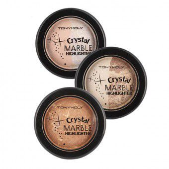 Crystal Marble Highlighter 03 Healthy Bronzer