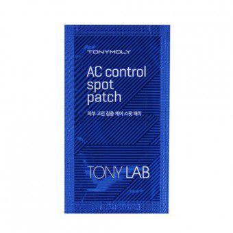 Tony Lab Ac Control Spot Patch