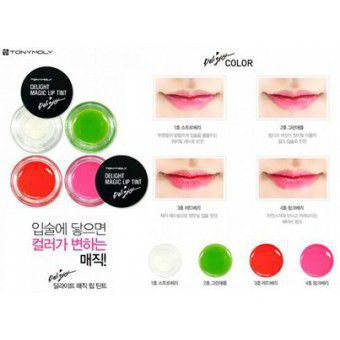 Delight Magic Lip Tint 04 Pink Berry