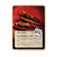 Pureness 100 Red Ginseng Mask Sheet