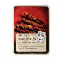 Pureness 100 Red Ginseng Mask Sheet