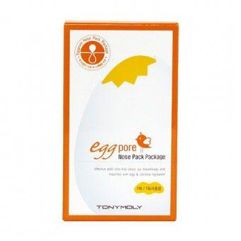 Egg Pore Nose Pack