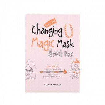 Changing U Magic Mask Sheet Box
