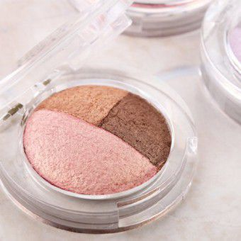 Party Lover Triple Dome Eye Shadow 10 Real Brownie