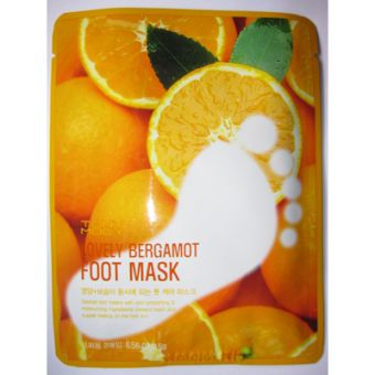 Lovely Bergamot Foot Mask