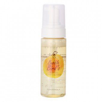 Natural Bubble Bird`s Dropping Foam Cleanser
