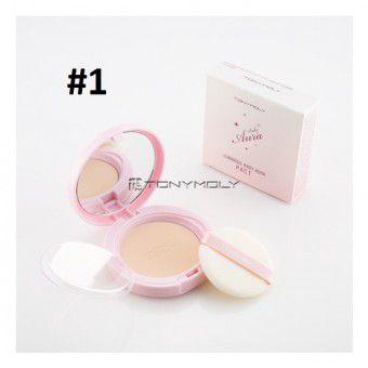 Luminous Baby Aura Pact 01 Skin Beige