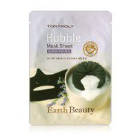 Earth Beauty Bubble Mask Sheet