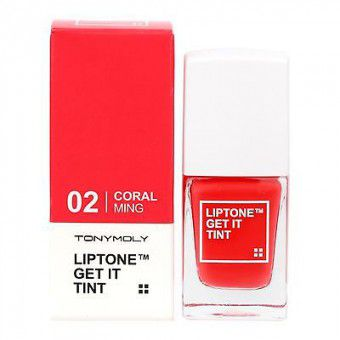 Lip Tone Get It Tint 02 Coral