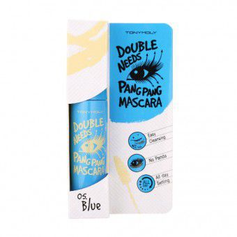 Double Needs Pang Pang Mascara 05 Blue