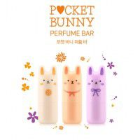 Pocket Bunny Perfume Bar 03 Bloom Bunny