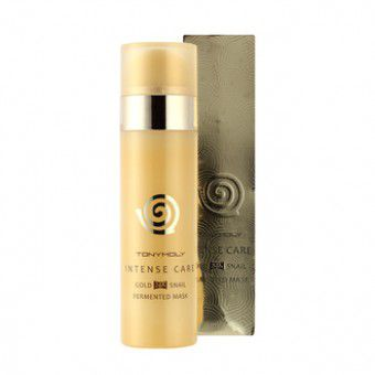 Gold 24K Snail Mask