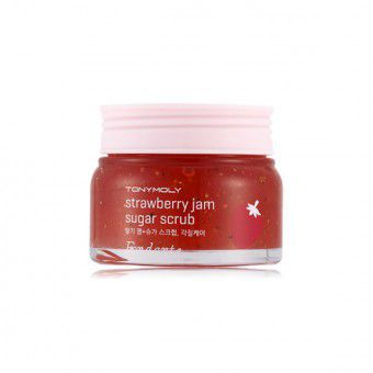 Fondante Strawberry Jam Sugar Scrub