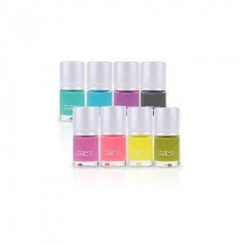Nail Lacquer Paint PO04 New Yellow Green Pop