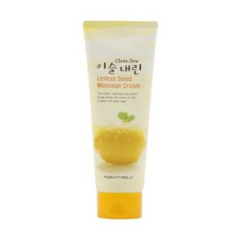 Clean Dew Lemon Seed Massage Cream