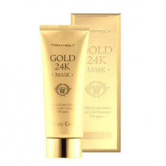 Luxury Jam gold 24K Mask
