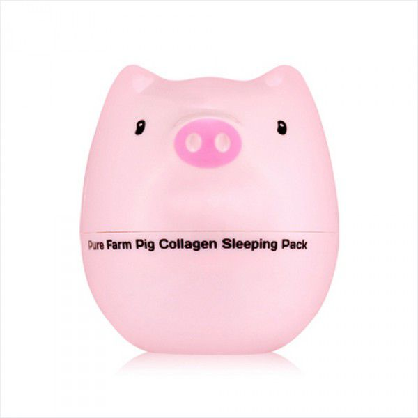 TonyMoly Pure Farm Pig Collagen Sleeping Pack